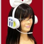 หูฟังริน โวคาลอยด์ Vocaloid Rin Headphone Cosplay Option