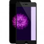 ฟิล์มกระจก 3D แสงม่วงเป็นมิตรต่อดวงตา ฟิล์มแบบเต็มจอ (สีดำ) สำหรับ Iphone 6Plus/6sPlus
