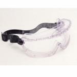 แว่นตานิรภัย ชนิดสายรัดครอบหัว Safety Glasses