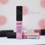 NYX soft matte lip cream สี Sydney