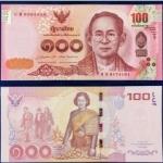 ธนบัตรเฉลิมพระเกียรติสมเด็จพระเทพฯBTHA-New5-RP ชนิด 100 บาท ใหม่เอี่ยม