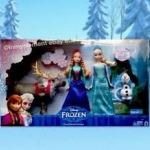 Disney Frozen Friends Collection Gift Set
