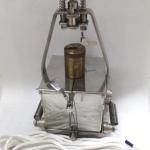 เครื่องเก็บตัวอย่างตะกอนดินใต้ท้องน้ำ Ekman Birge bottom samplers,grab