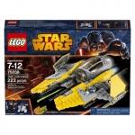 LEGO® Star Wars™ Jedi™ Interceptor - 223 pcs