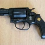 Umarex Smith & Wesson Chiefs Special , Black .380RK Blank Gun