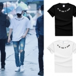 เสื้อ DO YOU THINK OF RACISM (BAEKHYUN EXO)