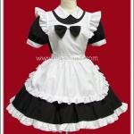 ชุดเมดแบล็คคิวตี้ Black Cutie Maid Costume สีดำ