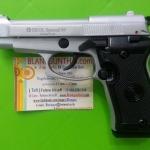 Ekol Special99 Nickel(สีเงินด้าน) Front Firing 9mm.PA Blank Gun