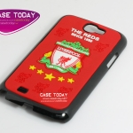 เคส Note 2 ลาย Liverpool Hard Case 3D