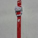 นาฬิกา คิตตี้ สีแดง kitty