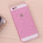 เคสไอโฟน 6 เคสไอโฟน Hard Case กากเพชรสีชมพู