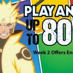 PSN Store US - Play Anime Sale week 2