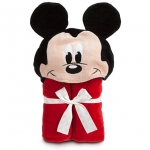 Mickey Mouse Hooded Towel for Baby