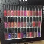 NYX Soft Matte Lip 36 Pieces Set เนื้อแมท (มิลเลอร์)