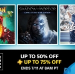 PSN Store US - Mid Year Sale ลดสูงสุด 75%