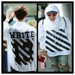 เสื้อ WHITE 13