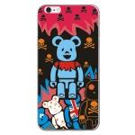 เคสไอโฟน 6 / 6s (TPU CASE) ลายหมี แบบ 1