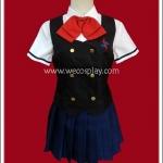 ชุดนักเรียนแขนสั้น มิซากิ เมย์ อนาเธอร์ Misaki Mei Another