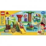 LEGO® DUPLO® Jake Never Land Hideout 10513
