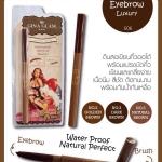 Gina Glam Eyebrow Luxury G06 No.2 Golden Brown