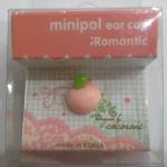 จุกเสียบ Minipol ear cap Romantic แบบ 5