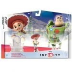 Disney Infinity Toy Story Playset - Buzz & Jessie