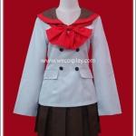 ชุดนักเรียนญี่ปุ่นของฮิโนะ เรย์ จาก Sailor Moon (Hino Rei School Uniform Cosplay Costume)
