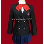 ชุดนักเรียนหญิงแขนยาว มิซากิ เมย์ Misaki Mei Another