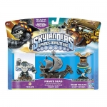 Skylanders Spyro's Adventure Pack - Pirate Seas with Terrafin and Hidden treasure Ghost Swords