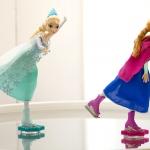 Elsa & Anna Ice Skating Exclusive Doll