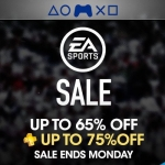 PSN Store US - EA Sports Sale