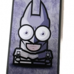 เคสไอโฟน 5C (Hard Case) Batman