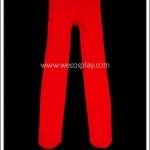 ถุงน่องแบบเต็มตัว 80 denier เนื้อไนล่อน สีแดง
