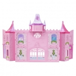 Barbie Princess and the Popstar Castle