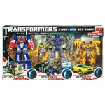 Transformers Dark of the Moon Streetside Bot Brawl Action Figure Set