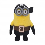 Minions Movie Plush Buddy - Pirate Minion