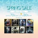 PSN Store Thai - Spring Sale ลดสูงสุด 80%