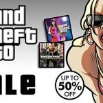 PSN Store US - GTA Sale