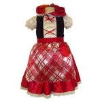 Lalaloopsy Scarlet Riding Hood Dress