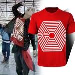 เสื้อ EXO Overdose MV