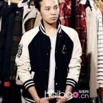 เสื้อเบสบอล แบบ G-Dragon
