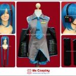 เซ็ตสุดคุ้ม ชุดฮัทสึเนะ มิคุ โวคาลอยด์ Miku Vocaloid Cosplay Set