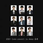 การ์ด 2015 EXO-Love CONCERT in DOME (9 ใบ)