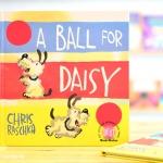 หนังสือ นิทาน ภาษาอังกฤษ นิทาน เด็ก พร้อมรีวิว A Ball for Daisy