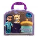 Disney Animators' Collection Jasmine Mini Doll Play Set - 5''