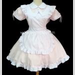 ชุดเมดพิงค์เมโลดี้ Pink Melody Maid Costume สีชมพู
