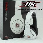หูฟังไร้สาย Beats Studio Wireless White