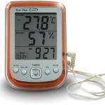 เครื่องวัดอุณหภูมิและความชื้นสัมพัทธ์ แบบดิจิตอล temp hygrometer
