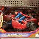 U-Command Superman Motorcycle with Remote Control