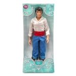Prince Eric Classic Doll - The Little Mermaid - 12'' H